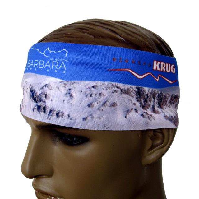 Funktionsstirnband, Stirnband